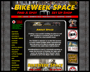 Bike Week Space