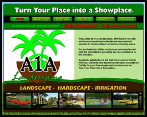 A1A Landscaping