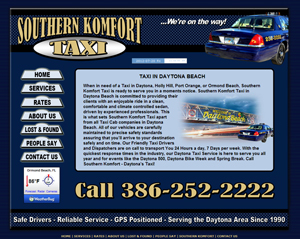 Southern Komfort Taxi