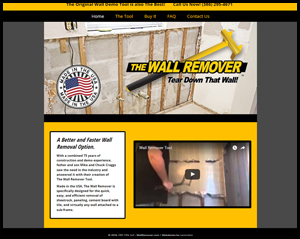 Wall Remover