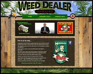 Weed Dealer Domains