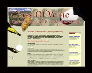 Class of Wine